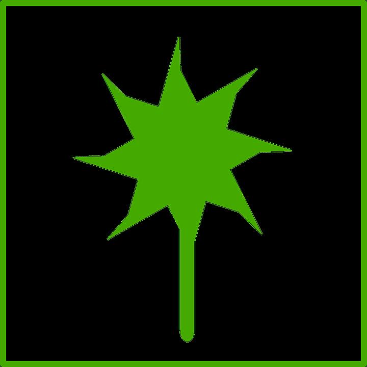 Ecology, Flower, Green, Plant, Sign, Symbol