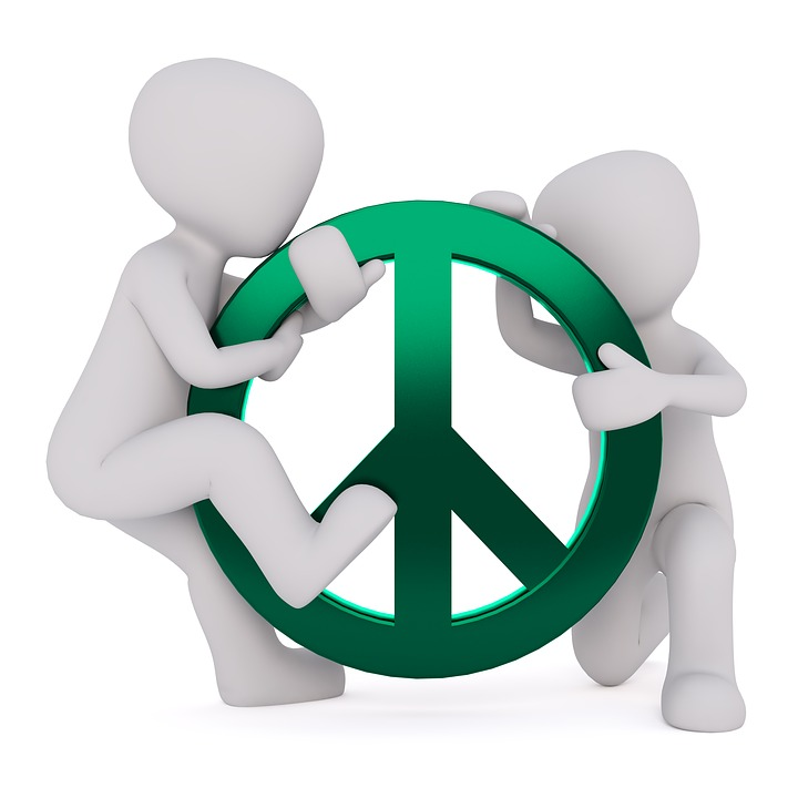 Free Photo Symbol Harmony Peace Sign Green Characters Peace Max Pixel