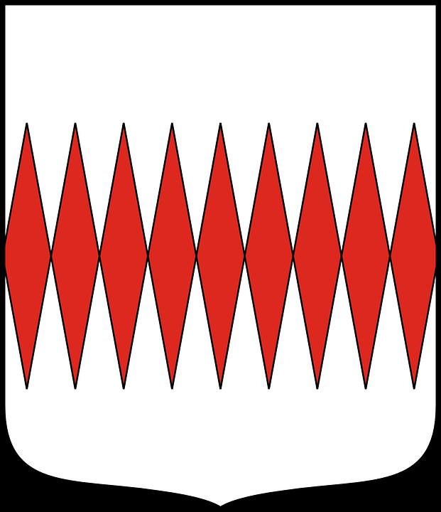 Souabe, Arms, Flag, Illustrations, National, Symbol