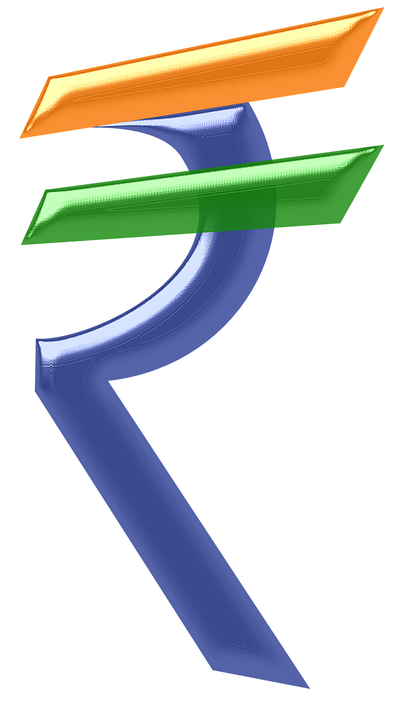 Rupees, Currency, Indian, Symbol