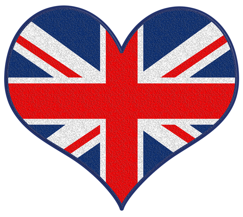 Symbol, Heart, Love, England, Great Britain, London