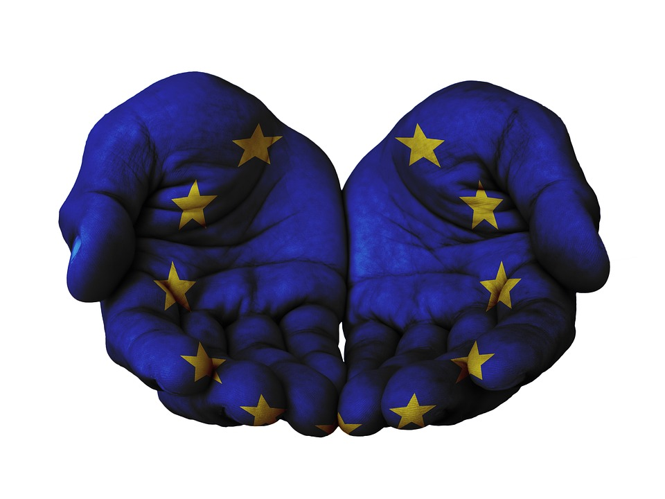 Europe, Nation, Emblem, European, Symbol, Government