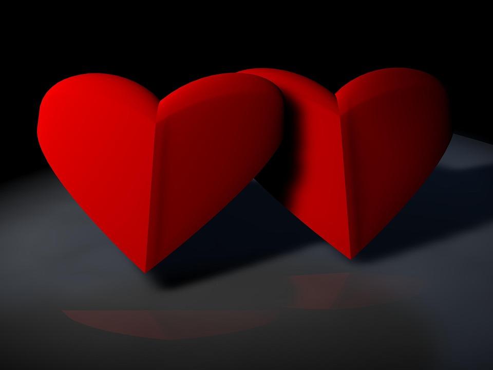 Heart, Love, Symbol, Amor, Valentine's Day, Luck
