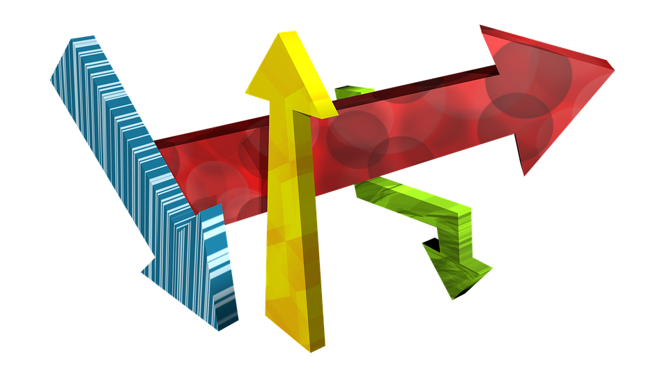 Arrows, Symbols, Design, Design Elements, Direction