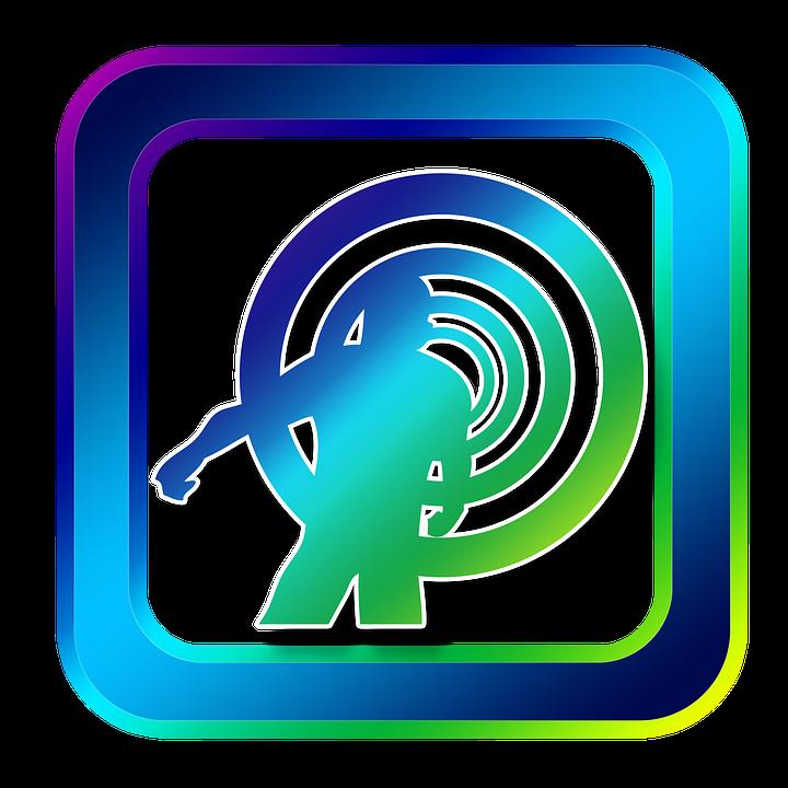 Icon, Man, Circle, Panic, Race, Symbols, Online