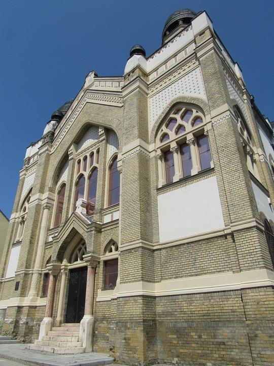 Nitrify, Slovakia, Synagogue