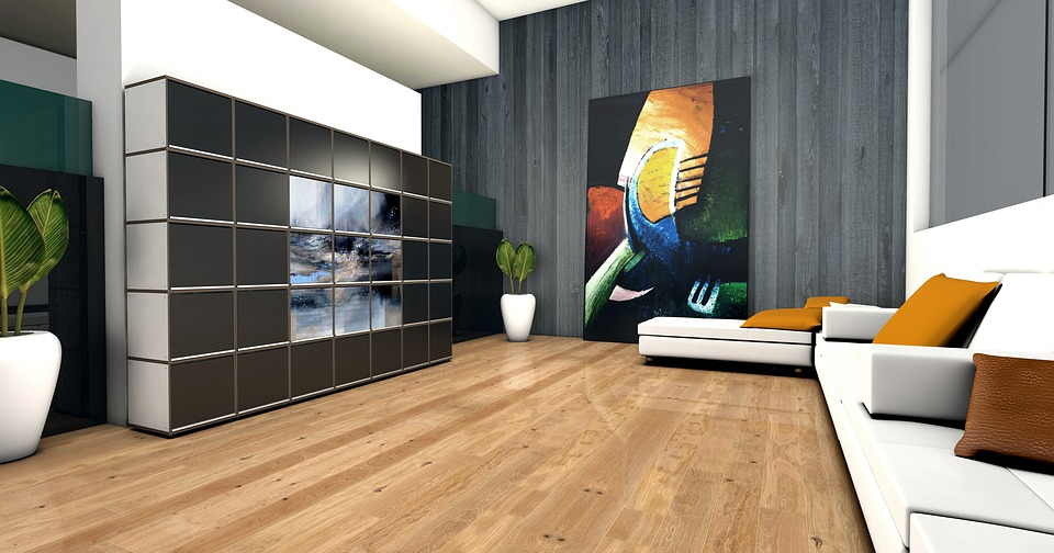 Live, Gube, System, Living Room, Apartment, Graphic