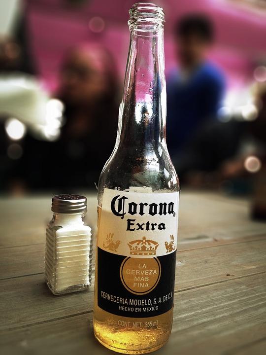 Beer, Salt Shaker, Table, Bottle
