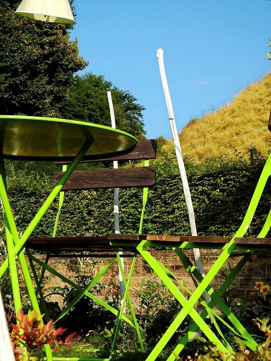 Table, Chair, Garden, Seat, Garden Furniture, Furniture