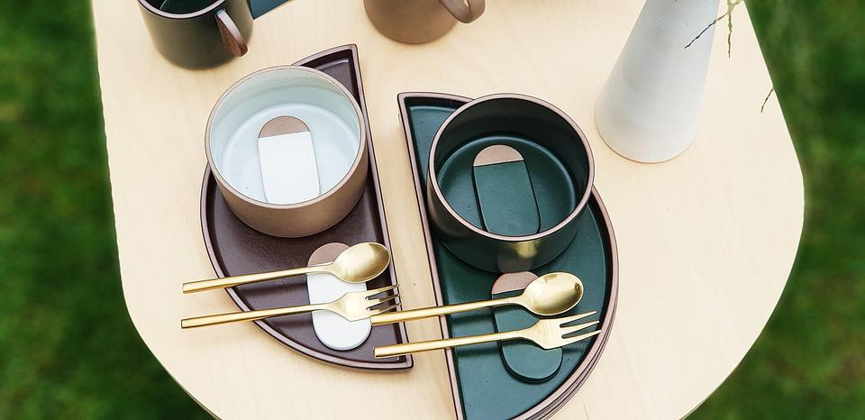 Table Deco, Table Ware, Spoon, Fork, Tableware, Elegant