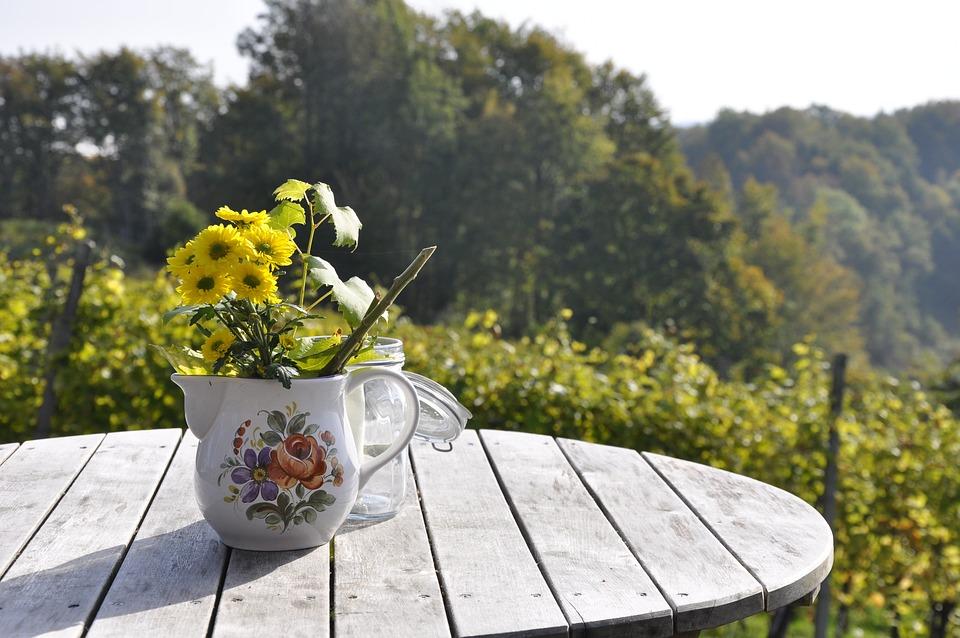 Flower, Table, Decoration