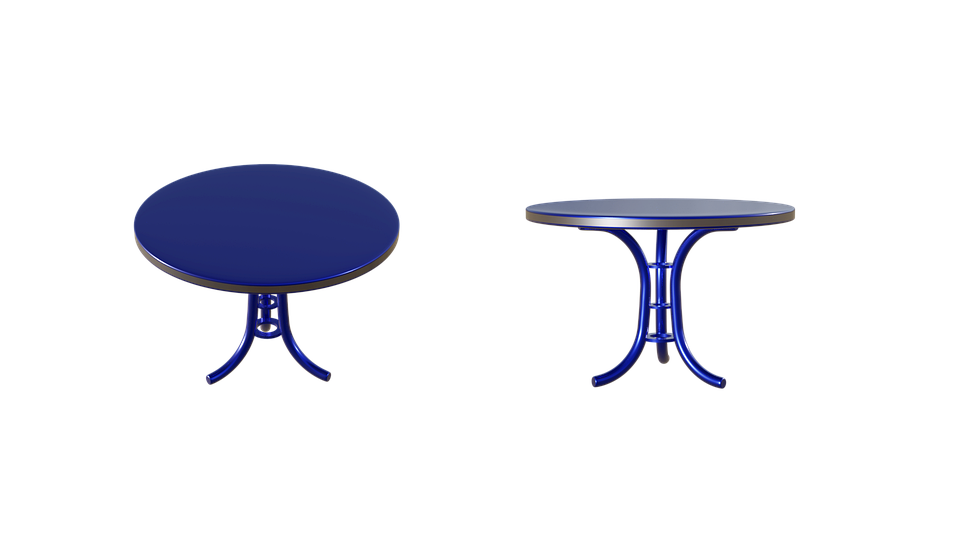 Table, Transparent Background, Furniture