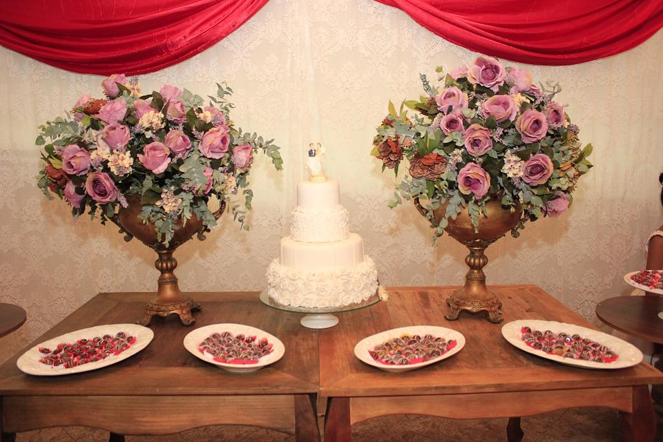 Ornamentation, Table, Party, Marriage, Cake, Cake Table