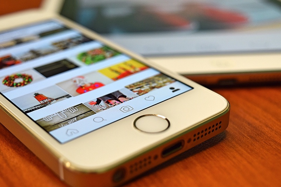 Instagram, Cell Phone, Tablet, Device, Mobile