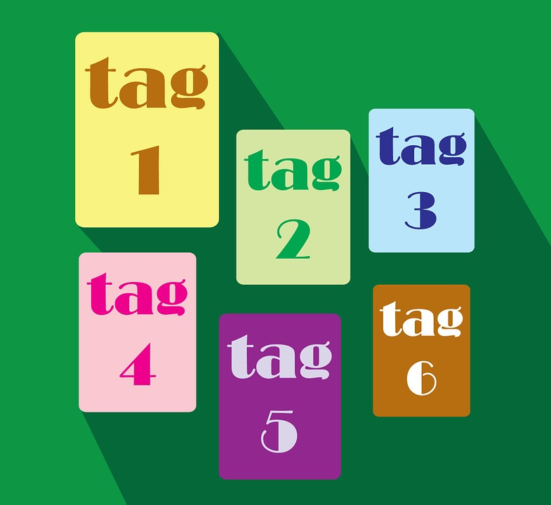 Tag, Blog, Tagcloud