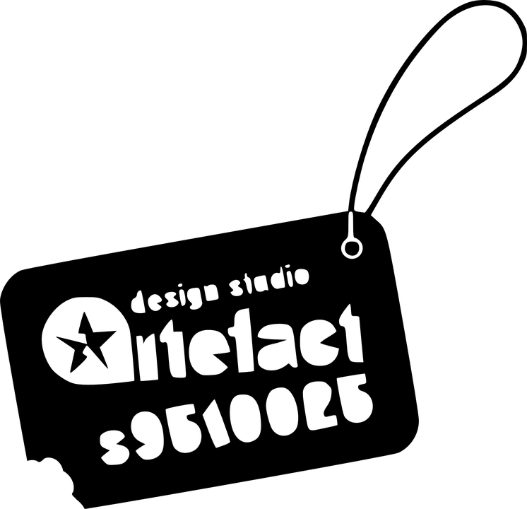 Studio, Logo, Tag, Brand, Sign, Symbol