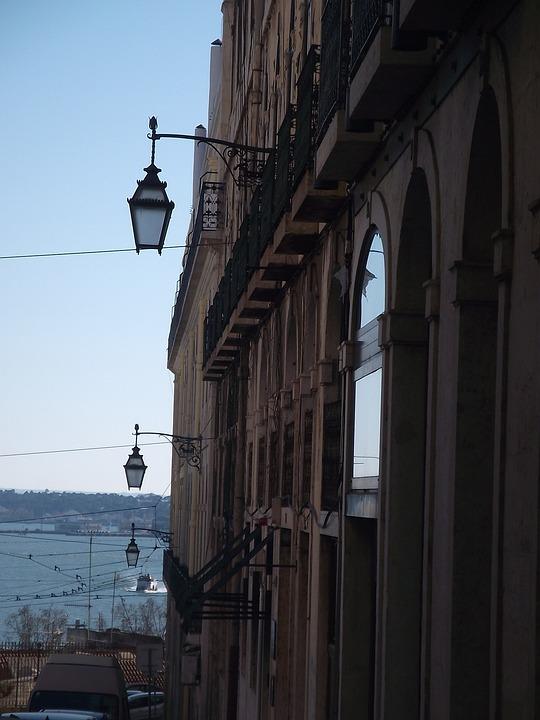 Portugal, Lisbon, Tagus River