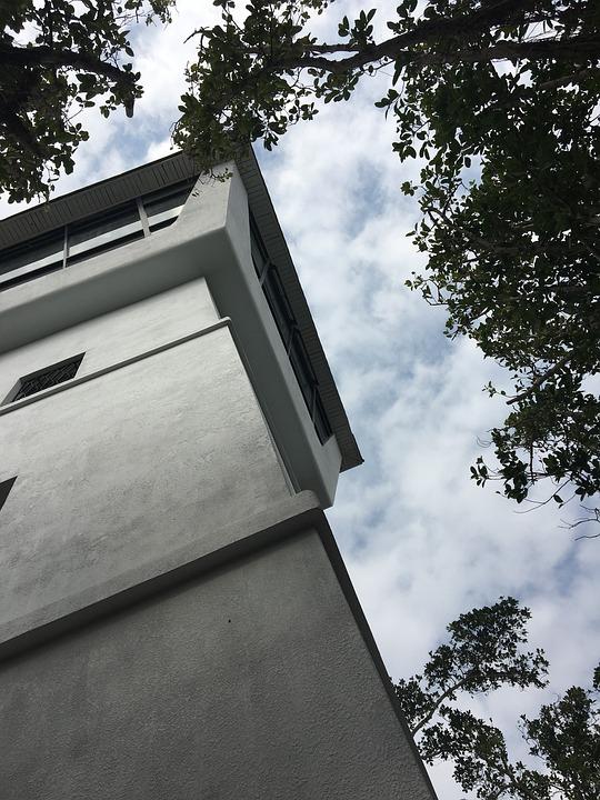 Taiwan, Tainan, Building