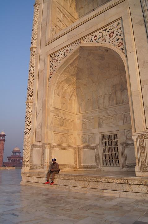 Taj Majal, India Tourist Atttraction, Taj Mahal Details