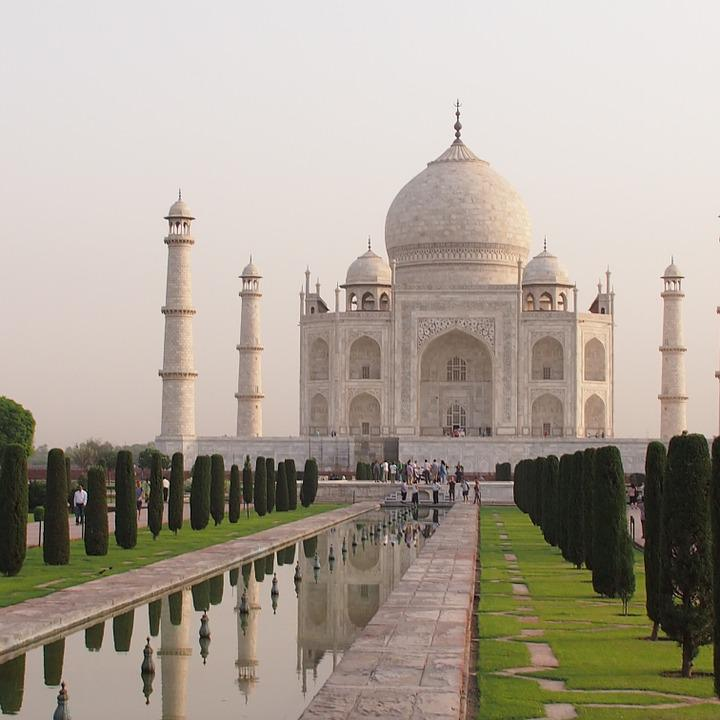 Taj Mahal, Temple, Monument, India, Religion
