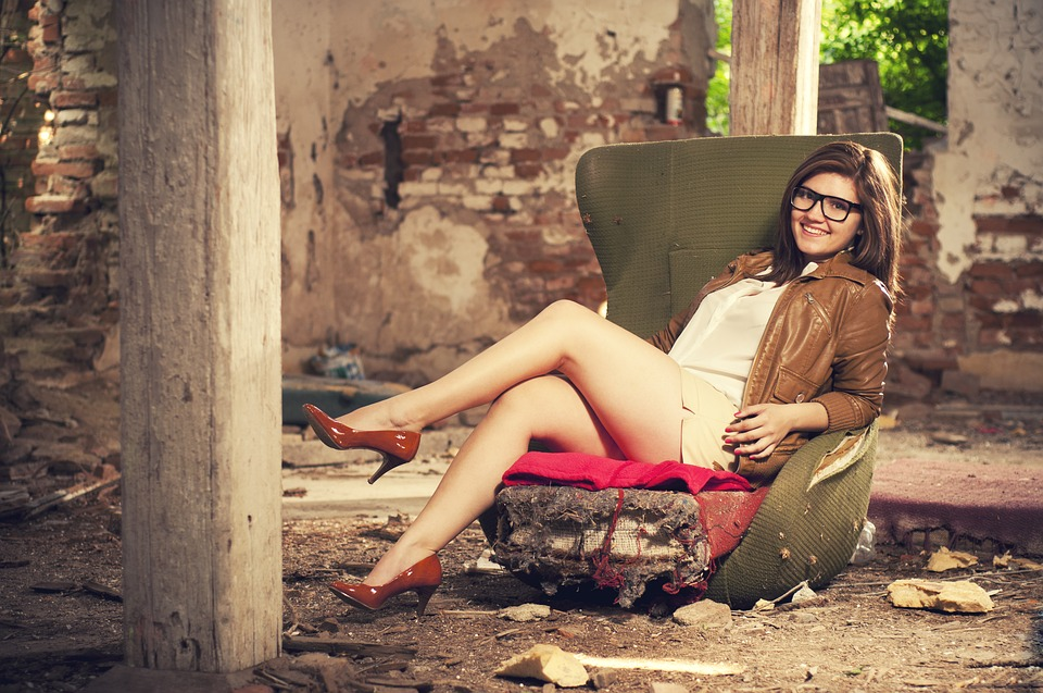 Portrait, Woman, Model, Girl, Peace, Tajomná
