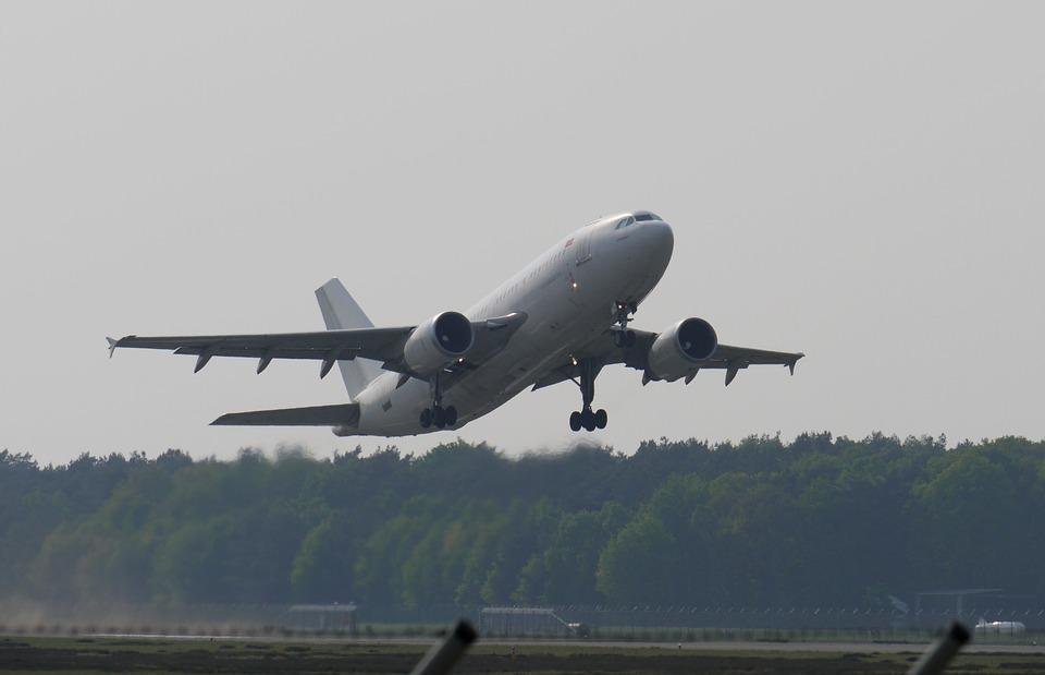 Flyer, Start, Take Off, Aircraft, Passenger Machine