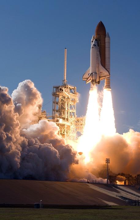 Rocket Launch, Rocket, Take Off, Nasa, Space Travel