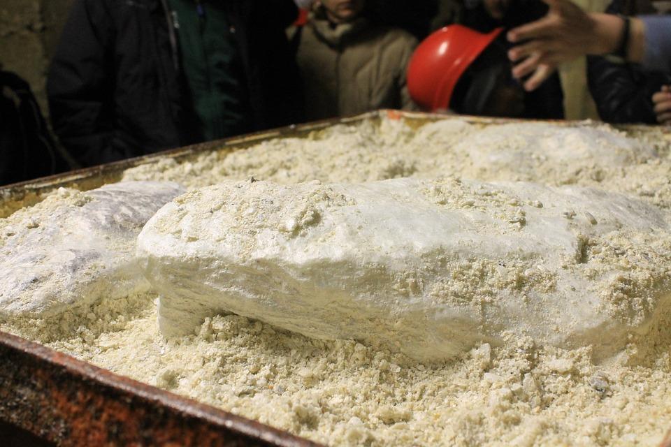 Mine, Talc, Natural Talc, Talcum Powder, Extraction