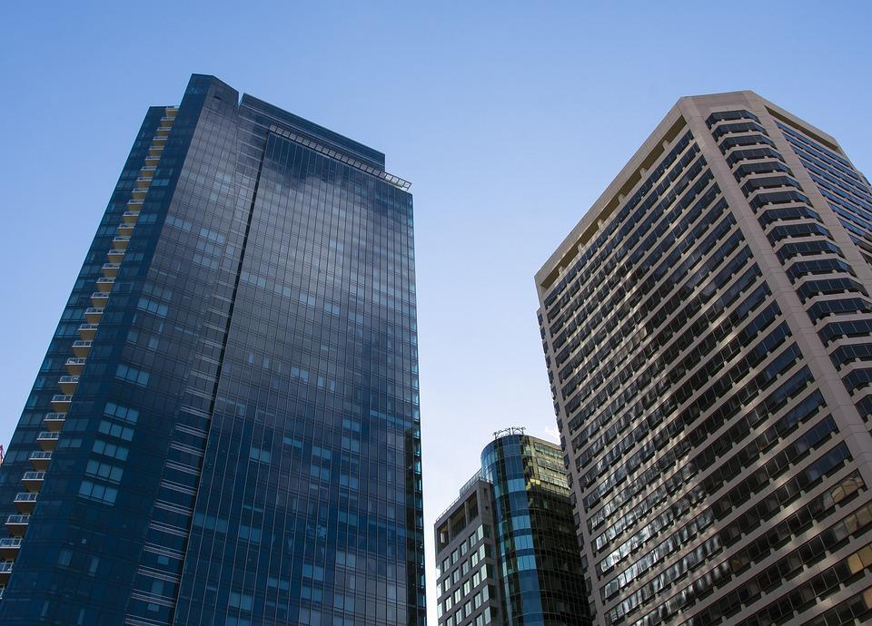 Skyscraper, Architecture, Tallest, City, Office