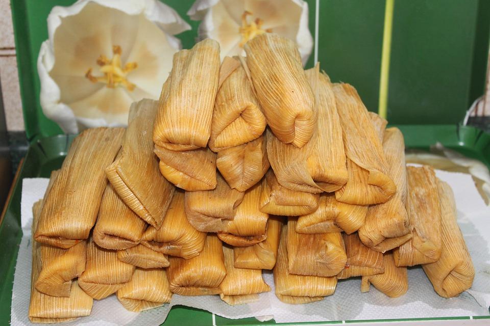 Tamales, Mexico, Food