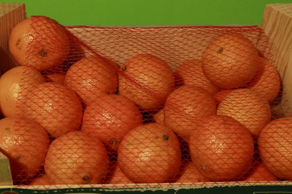 Tangerines, Box, Clementines, Fruit