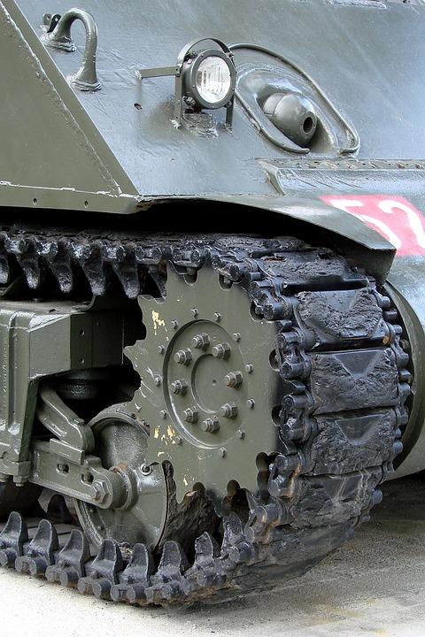 Tank, Track, Drive, Military, Vehicle, War, Army