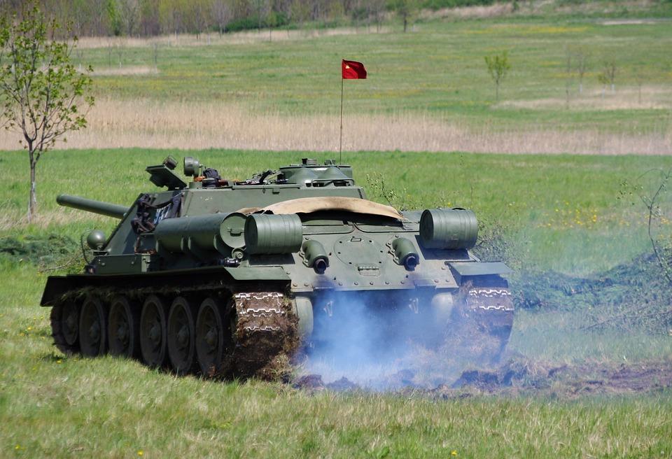 War, Army, Warfare, Tank, World War I, Fight