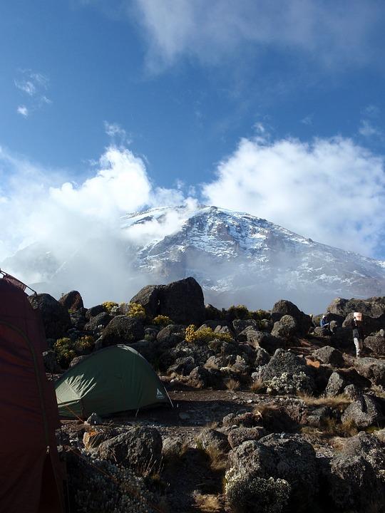 Kilimanjaro, Mountain, Africa, Mountains, Tanzania