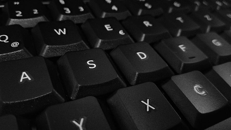 Keyboard, Leave, Computer, Computer Keyboard, Tap