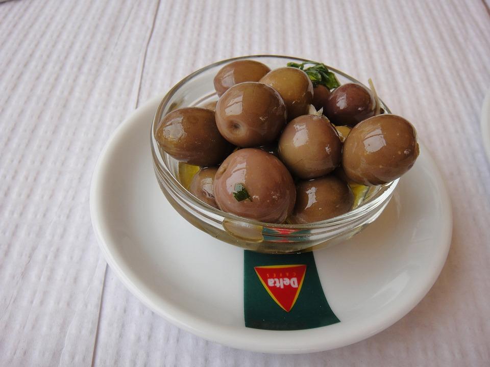 Olives, Appetizer, Tapas, Olivas
