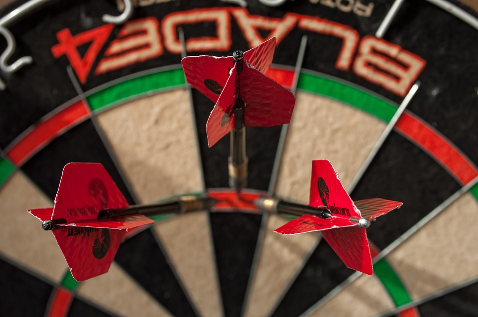 Darts, 180, One, Hundred, And, Eighty, Target, Goal