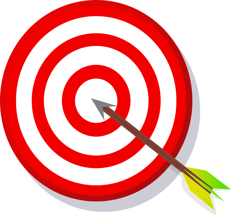 Bull's Eye, Aim, Arrow, Target, Hit, Darts, Dart Board
