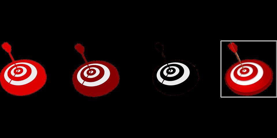 Target, Sight, Arrow