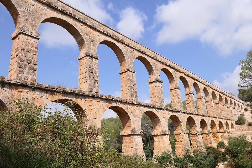 Aqueduct, Of, Tarragona