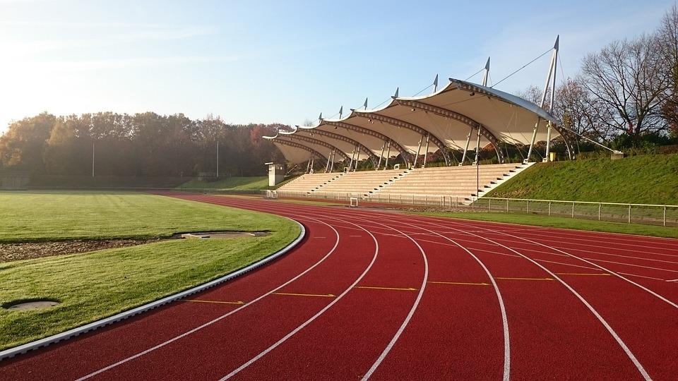 Stadium, Tartan Track, Oval Track, Architecture