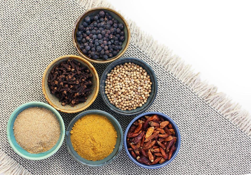 Spices, Condiment, Aroma, Taste, Spicy, Cook, Kitchen