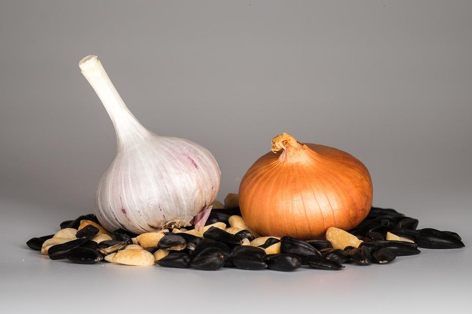 Garlic, Food, Spices, Taste, Health, Kitchen, Cook