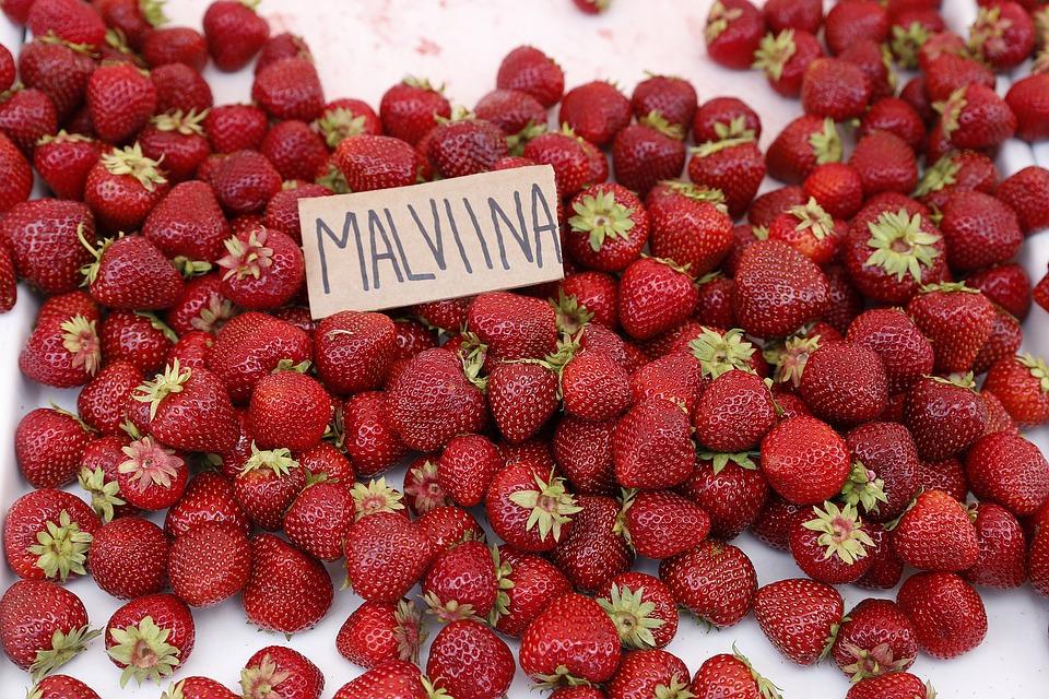 Strawberry, Berry, Tasty, Sweetness, Fresh, Fruit
