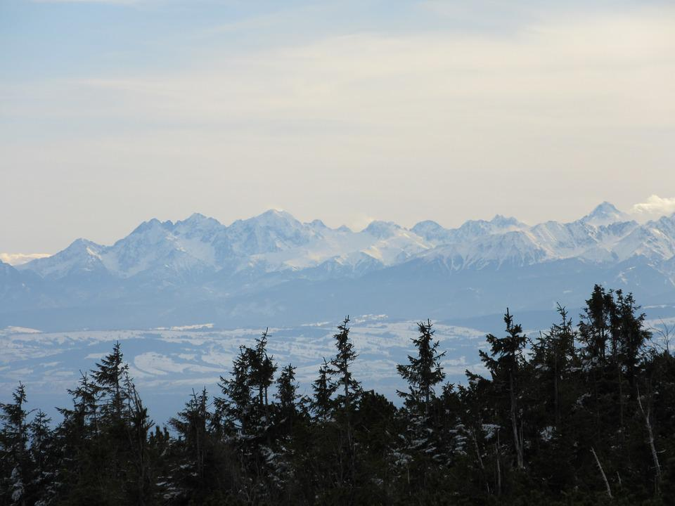 Tatry, Babia Top, Mountains, Slovakia, Mountain