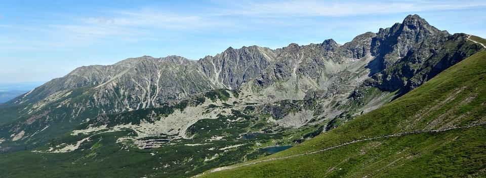 Tatry, Poland, Landscape, Nature, The High Tatras