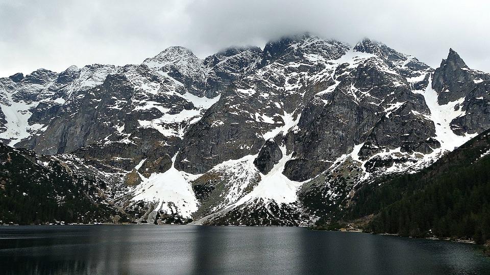 Mountains, Tatry, Morskie Oko, The High Tatras