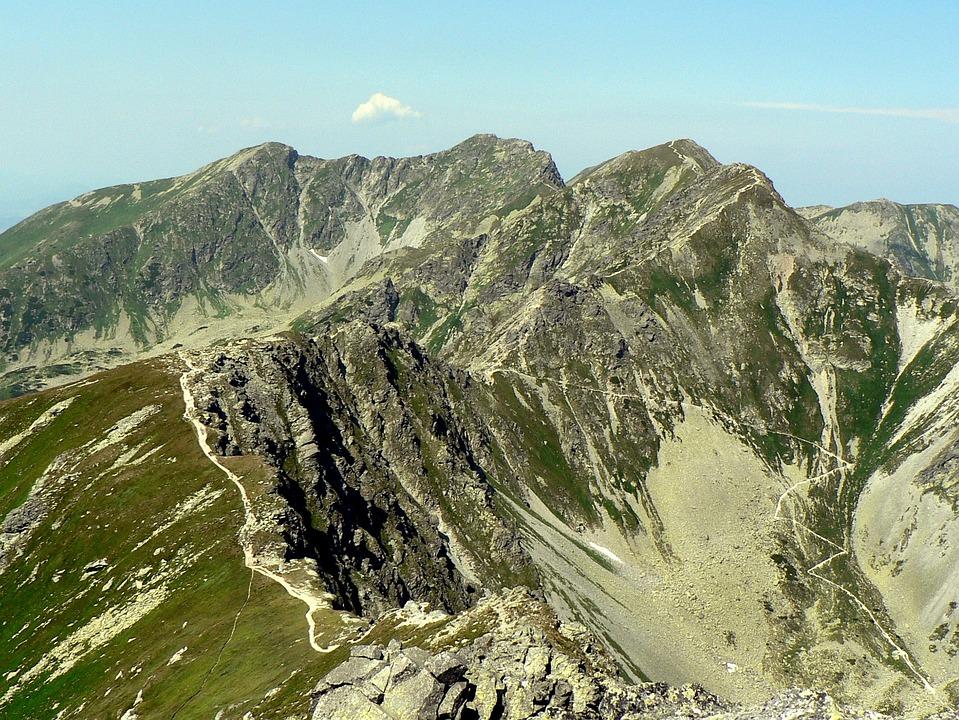Slovakia, Tatry, Mountains, Roháče