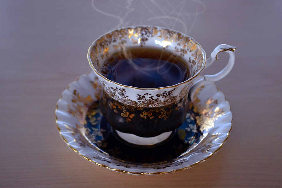 Tea Beverage Hot Cup Of Tea Drink Cup Teacup