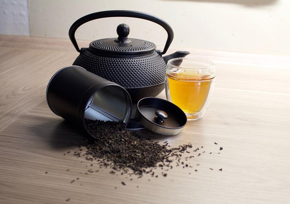 Tee, Black Tea, Cup, Leaf-tea, Tea Tins, Tea Box